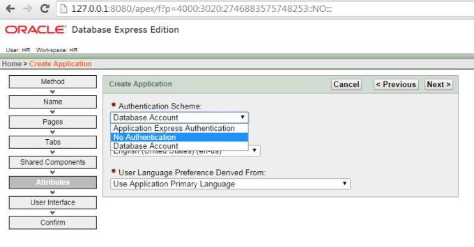Fitur yang Dimiliki Oracle Database Express