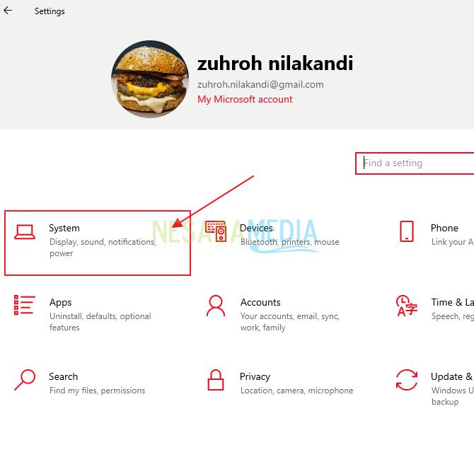 klik system