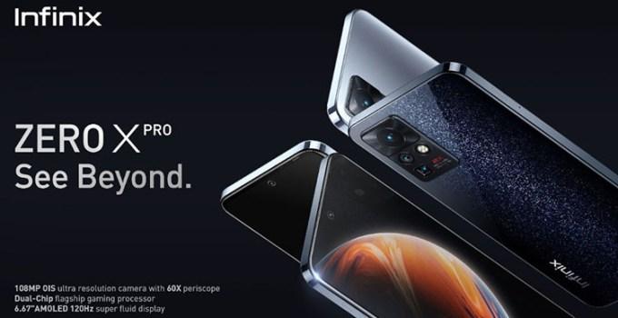 Infinix Perkenalkan Smartphone Zero X dan Laptop INBook X1