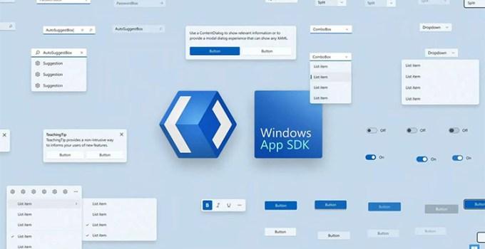 Microsoft Beri Penjelasan Soal Windows App SDK dan Keberadaan UWP