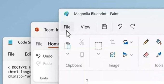Microsoft Siapkan Aplikasi Notepad Baru Untuk Windows 11