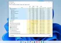 Task Manager di Windows 11 Kini Munculkan Setiap Proses Browser Edge