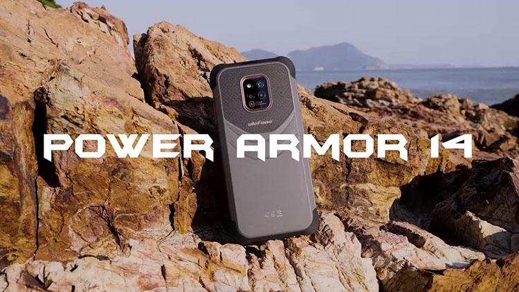 Ulefone Rilis Power Armor 14 Dengan Baterai 10.000mAh