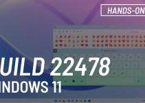 Windows 11 Build 22478 Hadir di Kanal Pengembang Bawa Fluent Emoji