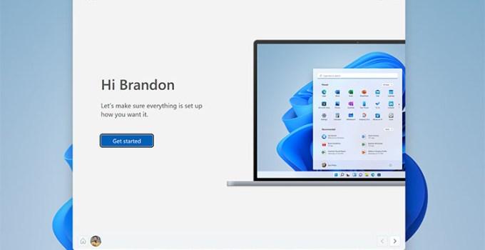 Yang Baru di Windows 11 OOBE Saat Instalasi Awal