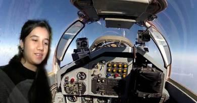 कश्मीरी लड़की आयशा अजीज उड़ाएगी मिग-29 लड़ाकू विमान