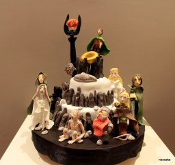 The Lord of the Rings Cake - min 20 person