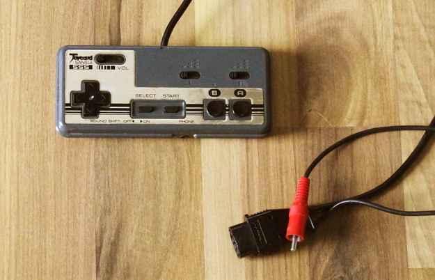 NES Controller Joycard Sansui SSS (Highlights und Kurioses)