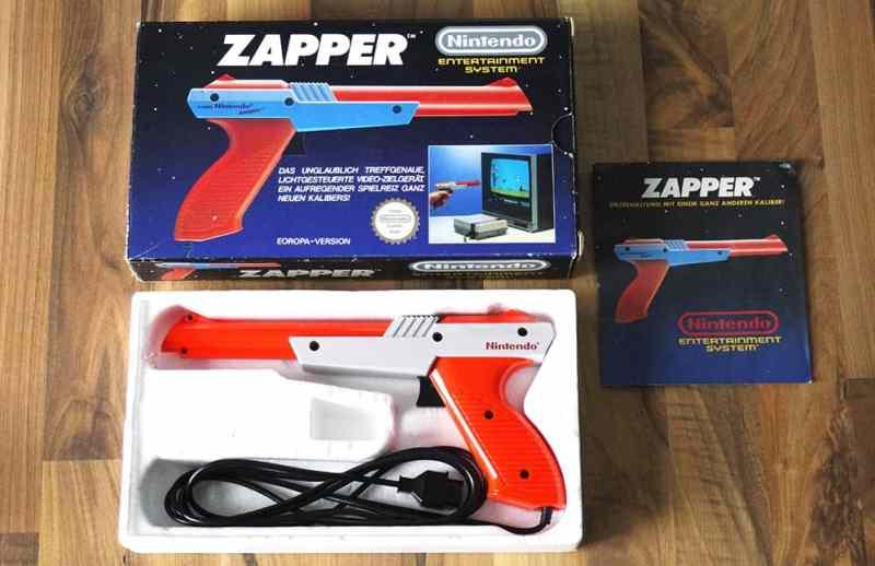 NES Zapper (Highlights und Kurioses)