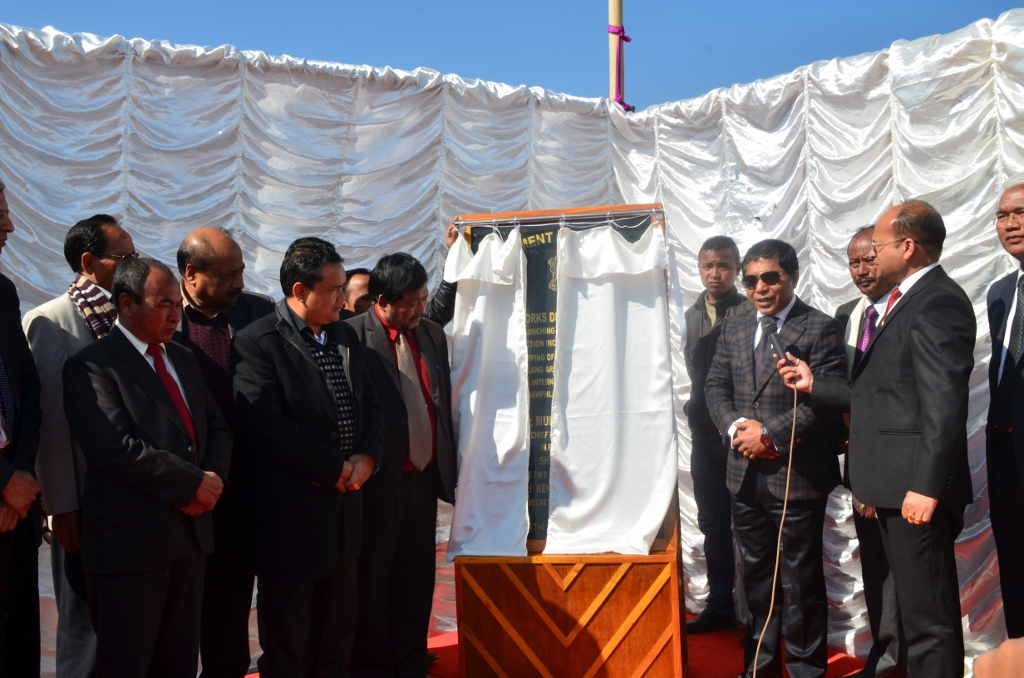 Unveiling of the Stone Plaque