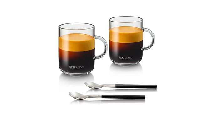 Vertuo Coffee Mug And Saucer Set Nespresso