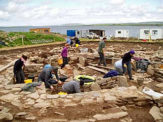 Ness of Brodgar – Preliminary Phasing