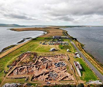 Ness of Brodgar nominated in British Archaeological Awards