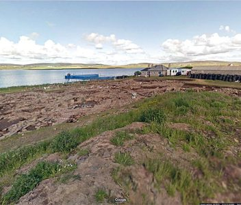 Ness of Brodgar excavation now on Google Street View