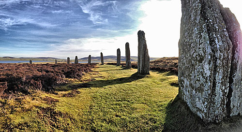 The Ring of Brodgar, Stenness.