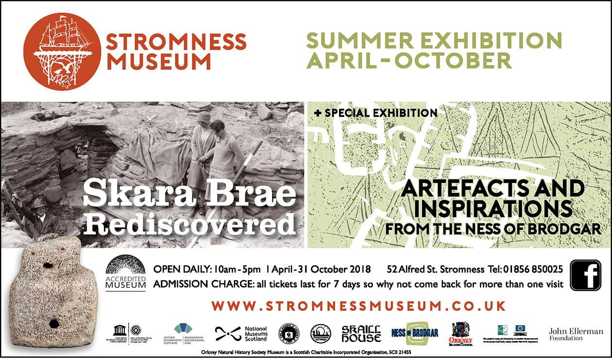Stromness Museum Exhibition