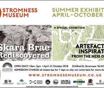 A summer of Ness artefacts and inspirations at the Stromness Museum