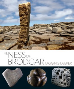 Ness of Brodgar Guidebook Cover