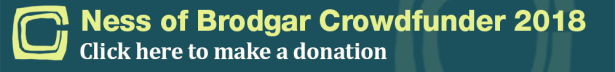 Click here to donate to the 2018 Ness of Brodgar Crowdfunder