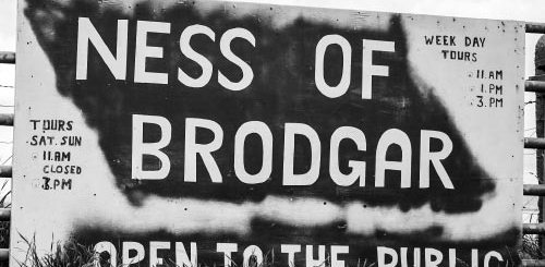 Ness of Brodgar Open to the Public Cover