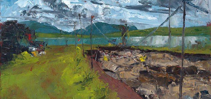 Trench P by Karen Wallis