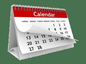 2020 Dig Calendar now available