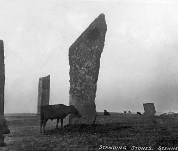 Got any old photos of the Brodgar area?