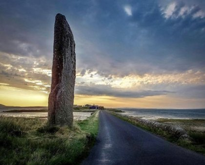 The Watchstone. (Sigurd Towrie)