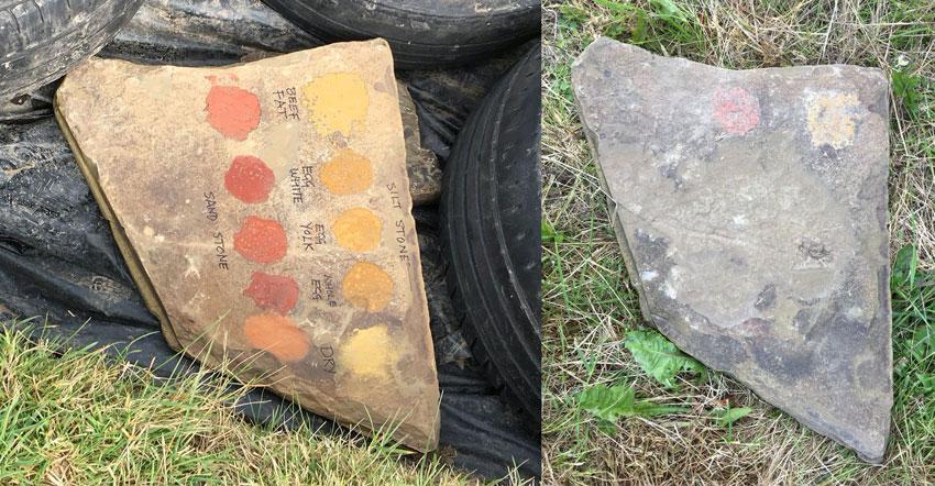 Pigment Stones