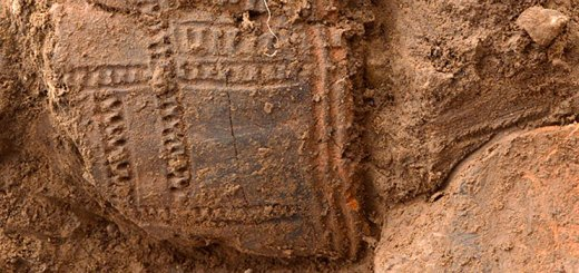 Ness of Brodgar Pot Sherd