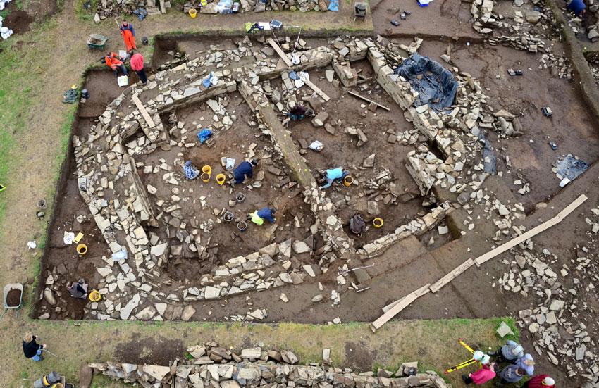 2012: Structure Twelve. (Adam Stanford/www.aerial-cam.co.uk)