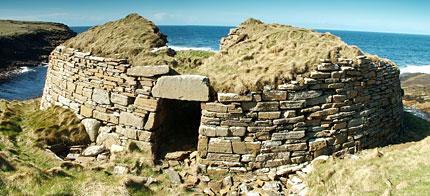 The Broch of Borwick, Sandwick. (Sigurd Towrie)