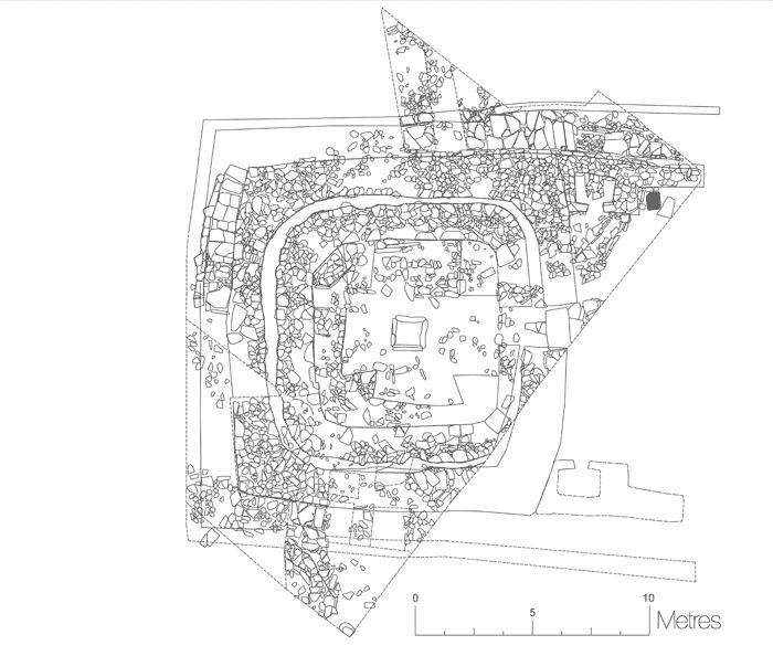 Structure Ten plan. 2015. (ORCA)