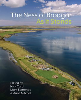 The Ness of Brodgar: As it Stands Cover