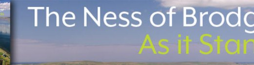Ness of Brodgar Monograph available to pre-order