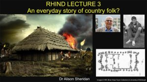 Rhind Lectures - No 3.