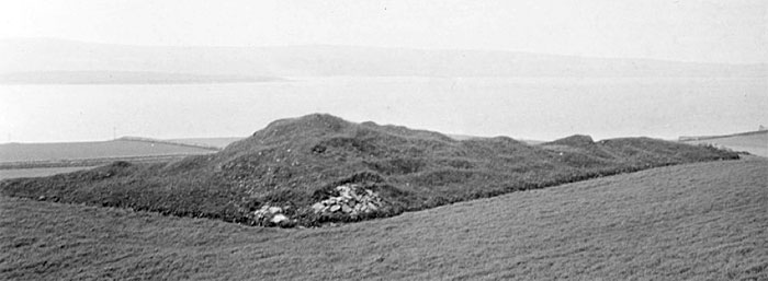 The Knowe of Lairo, Rousay. (https://canmore.org.uk/site/2203/knowe-of-lairo
