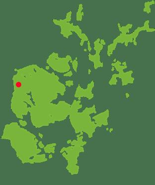 Location of Vestrafiold
