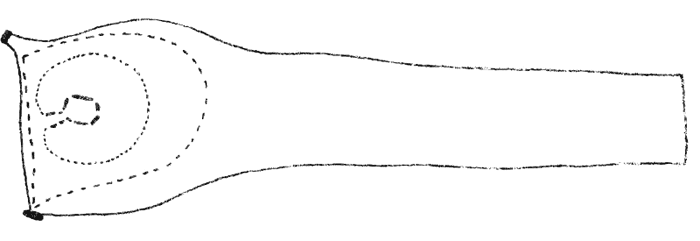 Tulach an t-Sionnaich, Caithness (redrawn after Corcoran 1972).