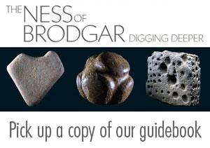 Buy Ness of Brodgar Guidebook