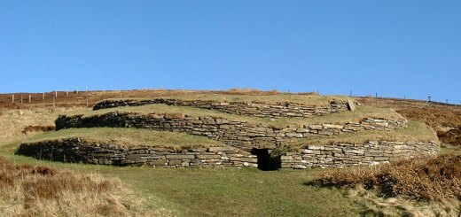 Wideford Hill chambered cairn