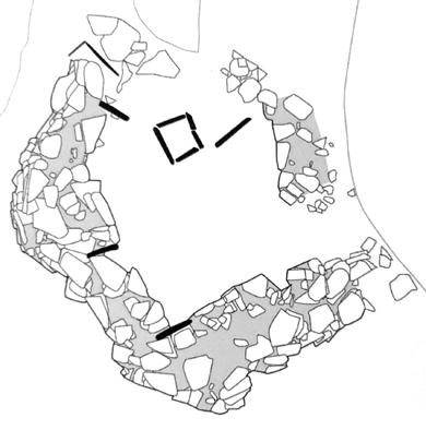 Structure Eleven plan.
