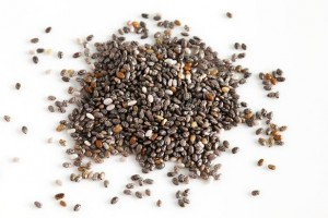 chia seeds photo