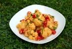 Roasted Cauliflower Cheese Recipe