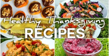 Healthy Gluten Free Vegan Thanksgiving recipes
