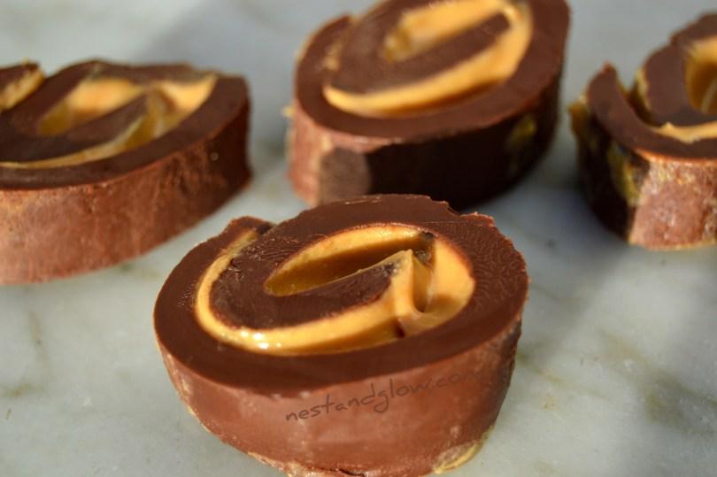 chocolate dairy free peanut butter fudge simple recipe
