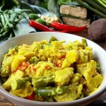 Golden Tempeh Curry with Coconut & Sweet Potato