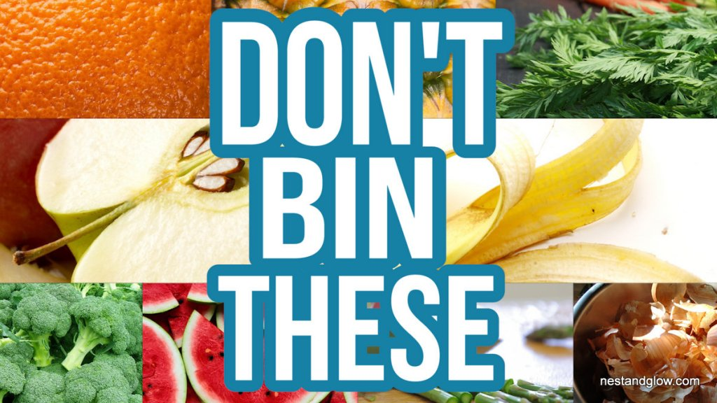 10 healthy foods that should not be wasted