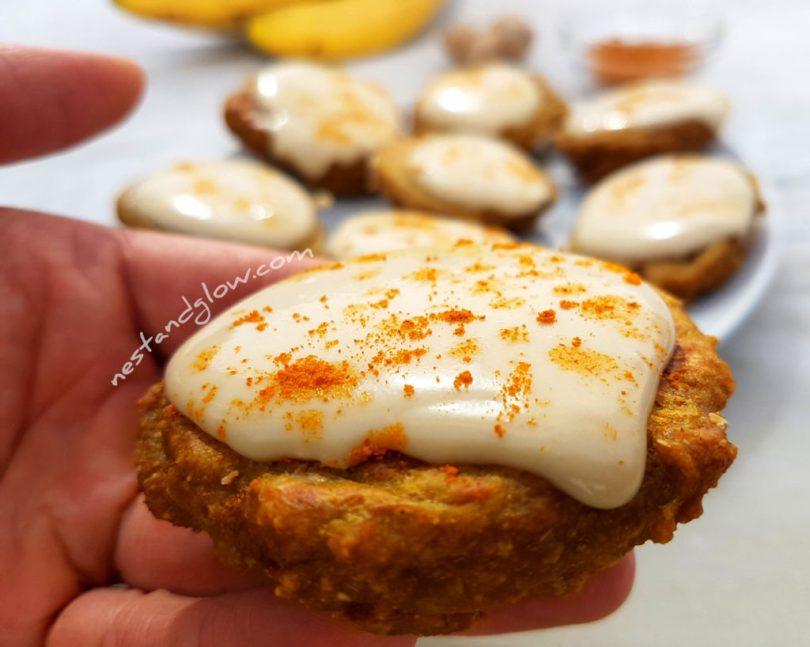 Ginger Turmeric Vanilla Cookies Easy Recipe