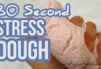 30-Second Aromatherapy Stress Dough recipe